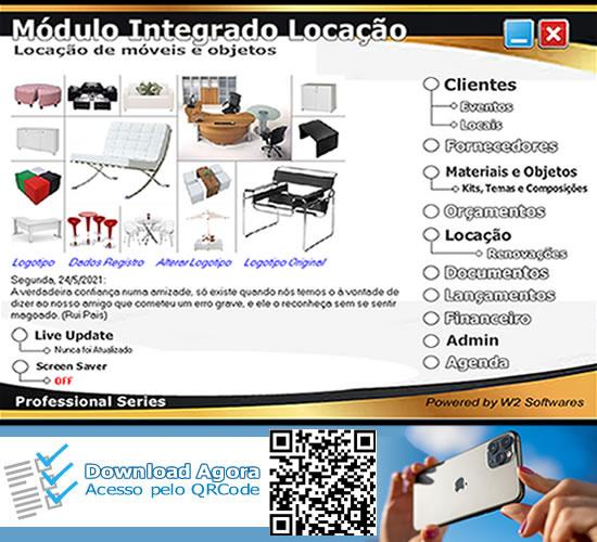 Software Locação de Móveis Materiais e Objetos Software Staging Locação de Móveis