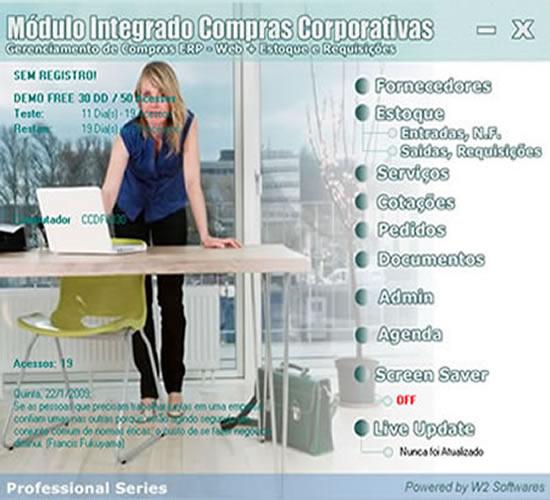 Software Compras Corporativa Software de Compras e Suprimentos